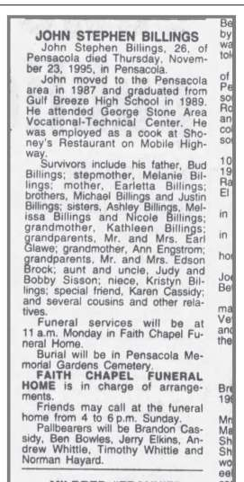 john billings obit